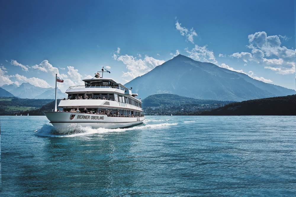 Spring specials on Lake Thun